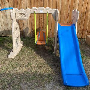 Scramble N' Slide Outdoor Playset for Sale in El Monte, CA