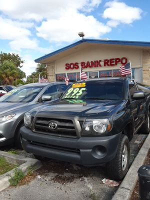 2009 Toyota Tacoma $995 DOWN for Sale in Plantation, FL