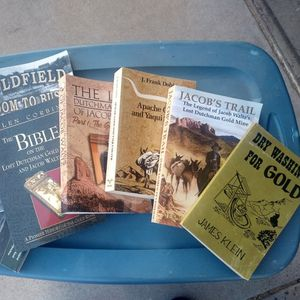 Prospector's Book Collection for Sale in Chandler, AZ