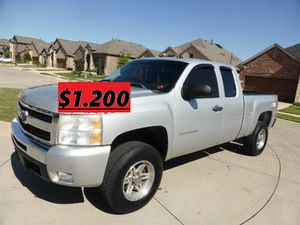 "Urgent for Sale"" 2011 Chevrolet Silverado $1200 for Sale in Fort Worth, TX"