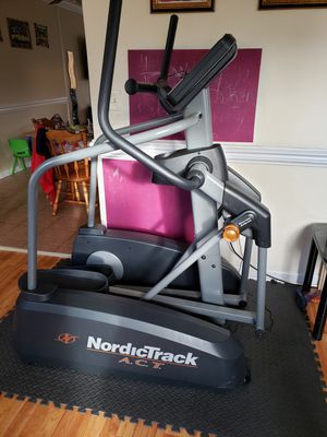 Elliptical NordicTrack for Sale in Boyds, MD