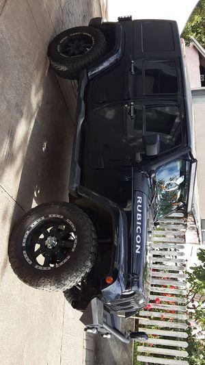 Jeep wrangler rubicon for Sale in Hayward, CA