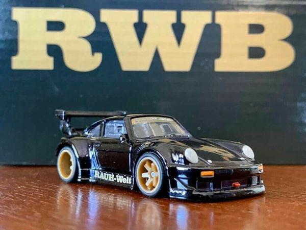 Hot wheels RLC exclusive RWB Porsche 930