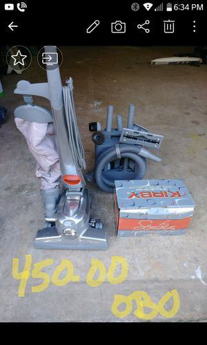 Kirby vaccum cleaner shampooer for Sale in Canton, GA