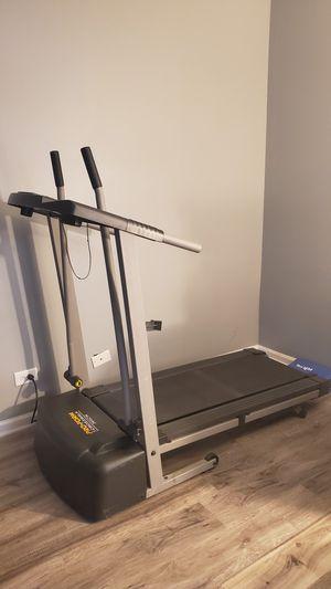 PRO FORM TREADMILL CROSSWALK 395CW perfect condition for Sale in Naperville, IL