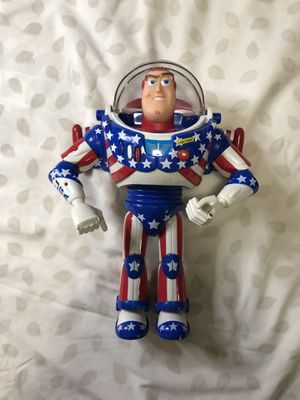 RARE Buzz Lightyear Action Figure for Sale in St. Louis, MO