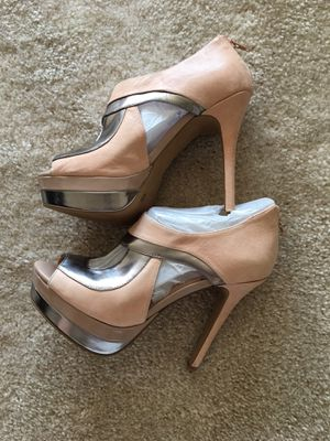 Brand new high heels. Size 6.5/37. For Party and dress up for Sale in Arlington Heights, IL