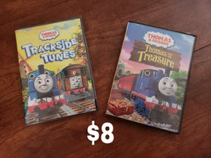 Thomas the train movies for Sale in Victoria, TX