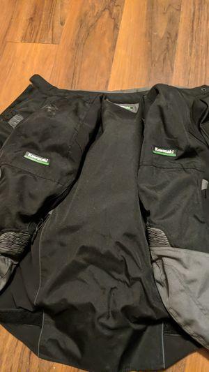 Kawasaki Motorcycle Jacket limited edition for Sale in Hypoluxo, FL