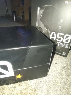 Astro A50 Wireless Base Station Headset💦 for Sale in Happy Valley,  OR