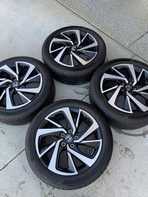 Honda si civic accord wheels for Sale in Fontana, CA