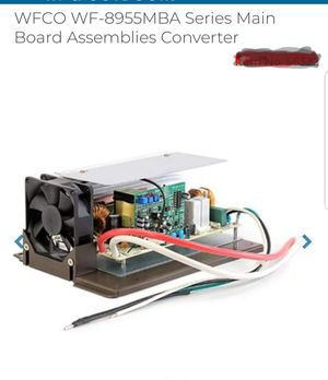 Rv 110v ac - 12vdc power converter for Sale in Fort Worth, TX
