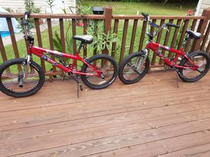 5 bicycles all for Sell for Sale in Perry, GA