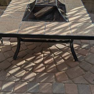 Fire pit With Chairs for Sale in Chandler, AZ