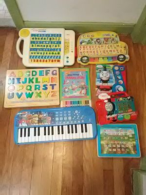 Learning electronic toys & puzzles for Sale in Cleveland, OH