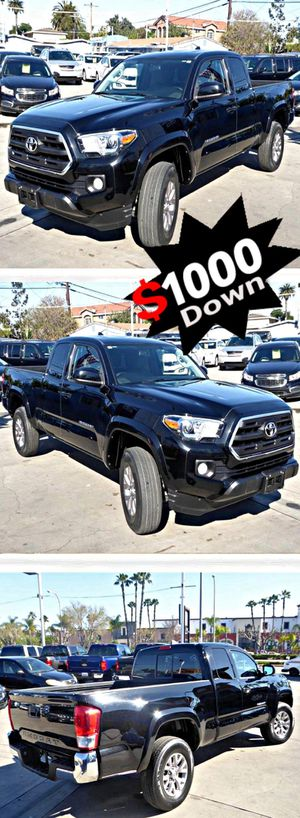 2016 Toyota Tacoma SR5 Access Cab I4 6AT 2WD for Sale in South Gate, CA