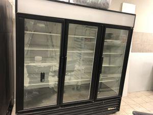 3 door display cooler for Sale in Falls Church, VA