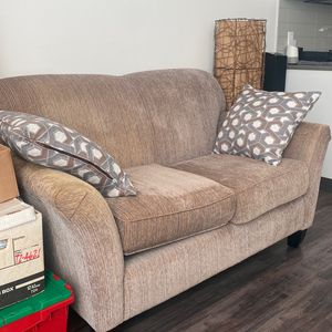 Love Seat/Small Ish Couch for Sale in Portland, OR