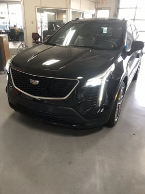 2019 Cadillac XT4 Sport AWD for Sale in Chatham, IL