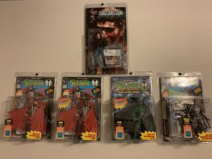 90's Spawn Figurines for Sale in Beaverton, OR