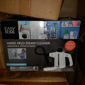 Hand held steam cleaner NEW for Sale in Erie, PA