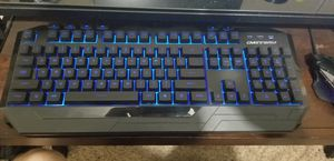 Cooler Master Storm Gaming Keyboard for Sale in Modesto, CA