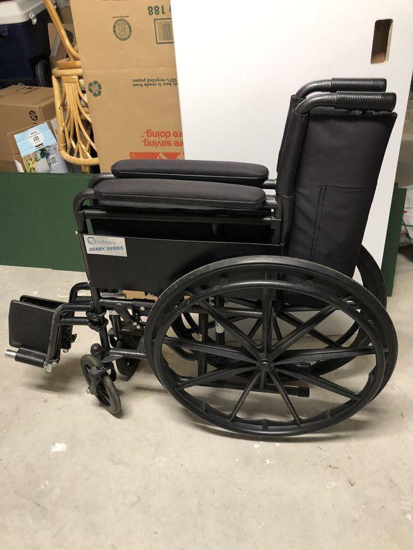 Wheelchair 🦽