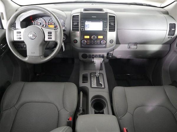 2019 Nissan Frontier V6