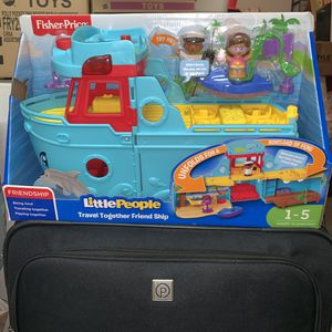 FISHER PRICE LITTLE PEOPLE TRAVEL TOGETHER FRIENDSHIP for Sale in East Compton, CA