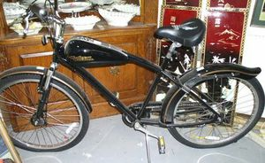 Rare Harley Davidson Limited Edition Bicycle for Sale in Tacoma, WA