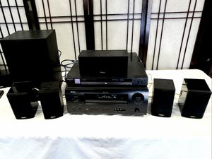 Denon and Energy Surround Sound System for Sale in North Las Vegas, NV