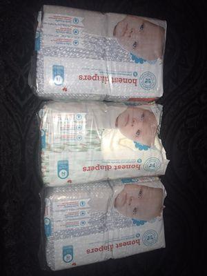 Honest newborn diapers for Sale in Arlington, TX