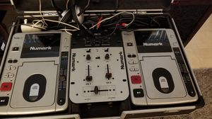 DJ equipment Numark for Sale in Riverview, FL