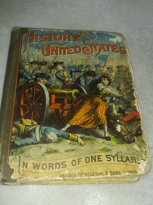 Rare history of the U.S. 1880s fragile old book looking for another home, older than 130 yrs now. A piece of history here for Sale in Denver, CO