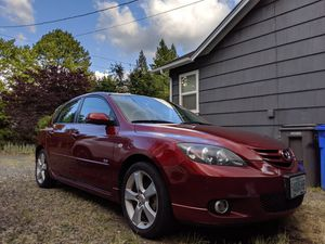 2006 Mazda3 Grand Touring S Hatchback for Sale in Portland, OR