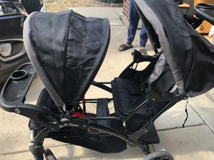 Double stroller for Sale in Watauga, TX