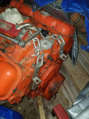 454 With Transmission for Sale in Beulah, MI