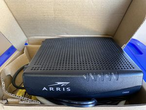 Arris Cable Modem CM820A Docsis 3.0 for Sale in Fresno, CA