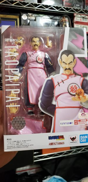 Sh figuarts taopaipai dragonball z $50 for Sale in New York, NY