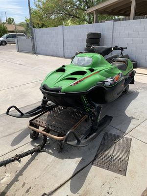Snowmobile for Sale in Mesa, AZ