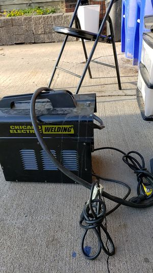 Take welder Chicago electric 90 apps for Sale in Grandview, MO