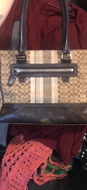 Coach bag and wallet for Sale in Wichita, KS
