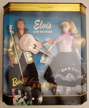 Elvis Barbie set for Sale in Carol City, FL