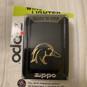 1-Zippo/Wood Duck Logo(black Lighter) for Sale in Cut Off, LA