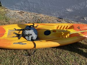 12ft ocean kayak for Sale in Coventry, RI