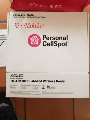 ASUS Duel Band Router for Sale in Los Angeles, CA