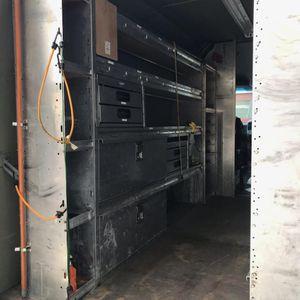 Van Aluminum Storage System for Sale in Anaheim, CA
