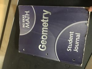 Math text book for Sale in Naugatuck, CT
