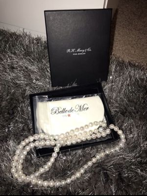 Authentic heavy pearls! for Sale in Spring Valley, CA
