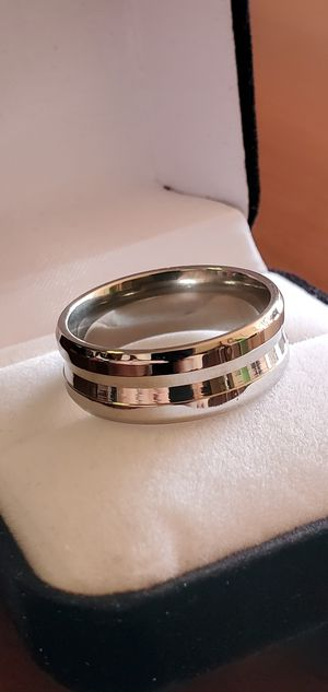 Stainless Steel, Men's Ring, Size 7 & 13 for Sale in Portland, OR